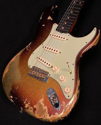Guitar – Fender Custom ShopWildwood 10 '60/'63 Stratocaster – Super Heavy Relic