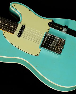 Guitar – Fender Masterbuilt Wildwood 10 1962 Telecaster Custom by Kyle McMillin – Journeyman Relic